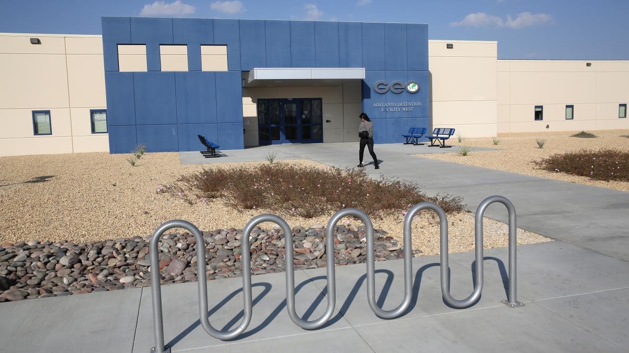California Bans Prison Facilities Run By Private Companies