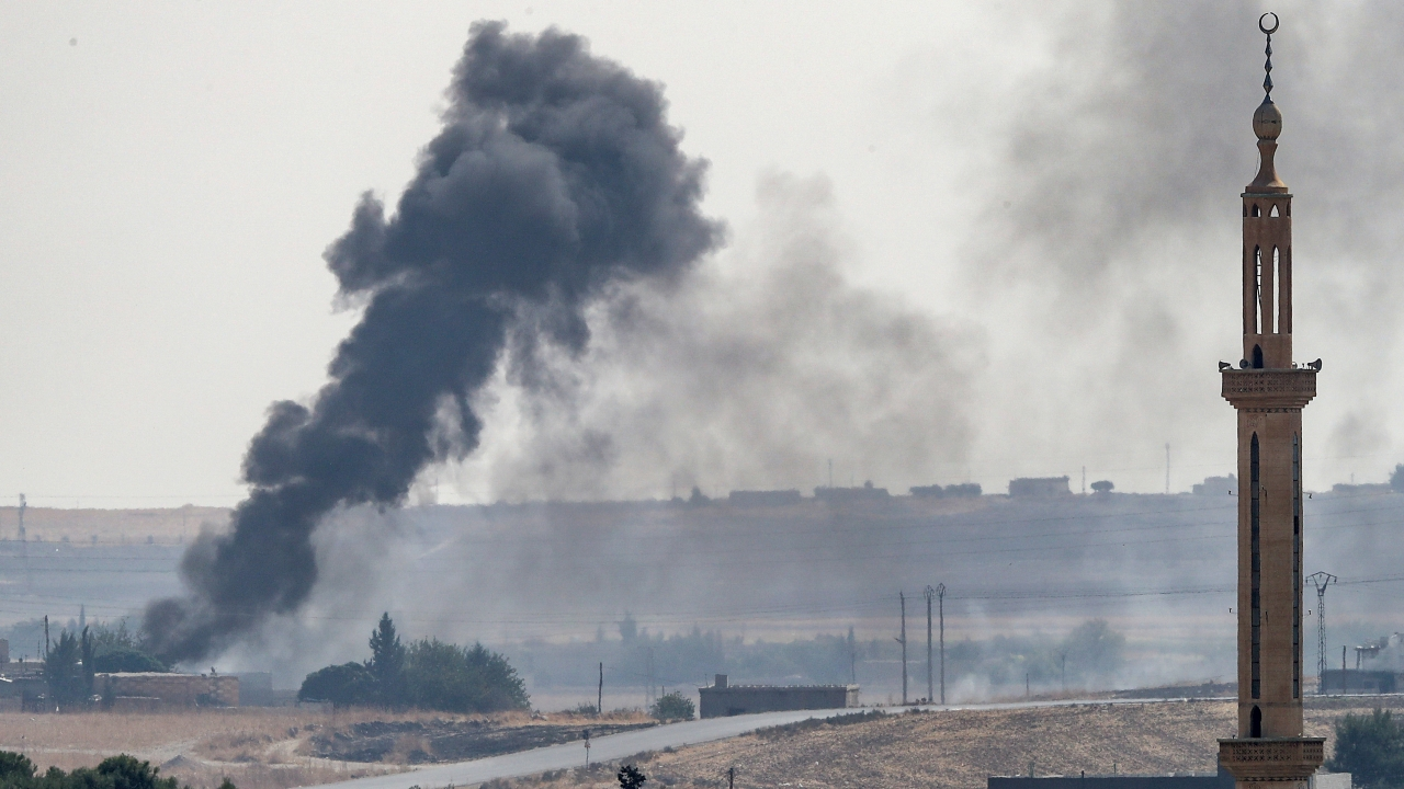 U.S. Orders Troops Out Of Northern Syria Amidst Growing Conflict