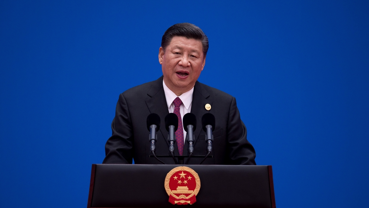 China's President Issues Blanket Threat Amid More Hong Kong Protests