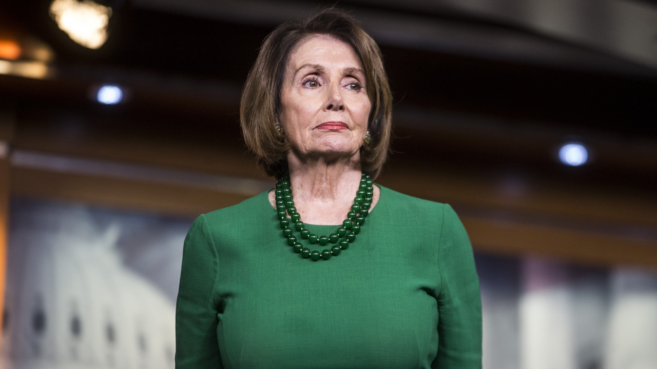 Pelosi Says House Won't Hold Full Vote On Impeachment Inquiry Just Yet