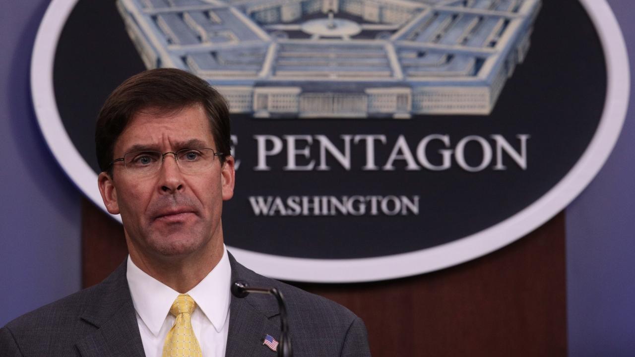 Defense Secretary Mark Esper Will Not Comply With House Subpoena