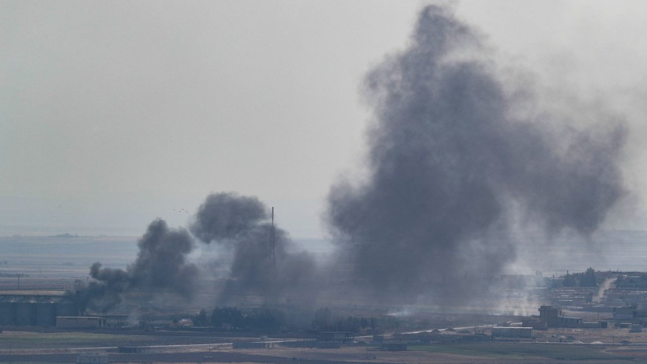 Experts Fear ISIS Could Capitalize On Chaos In Syria