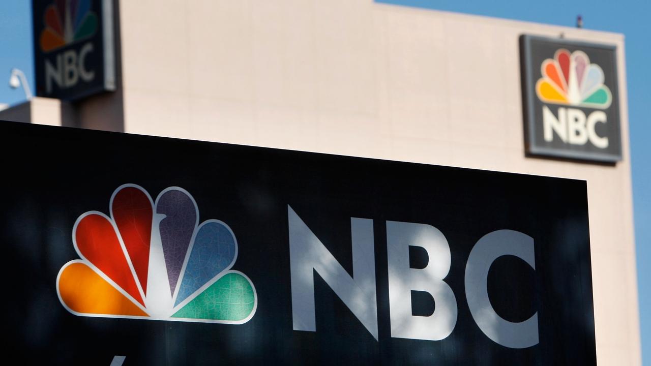 NBC sign