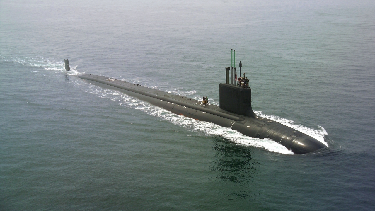 U.S. Navy Reaches Agreement For New Attack Submarines