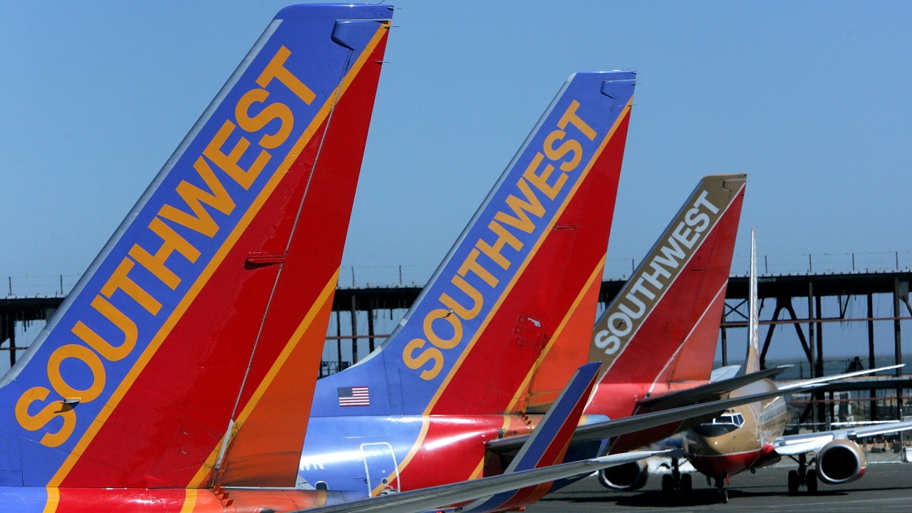 Southwest Airlines Extends Boeing 737 Max Cancellations To March 2020
