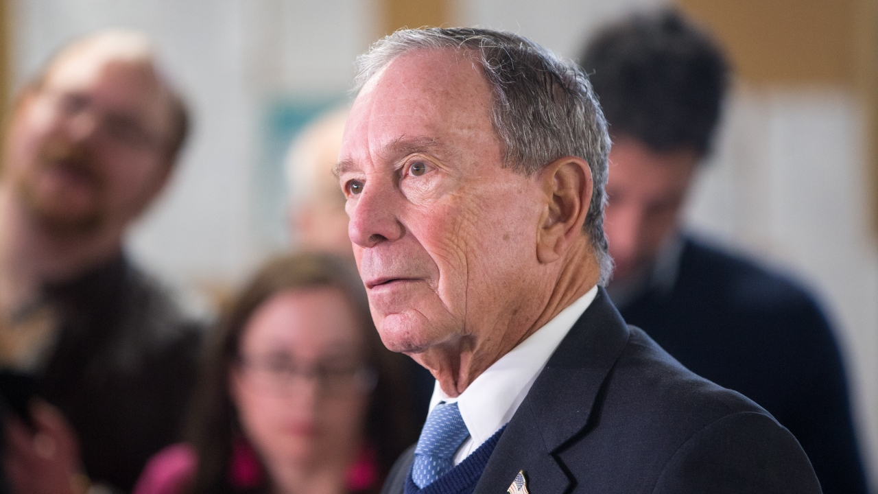 Michael Bloomberg Files In Alabama's Democratic Presidential Primary