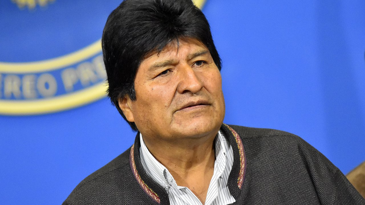 Bolivian President Evo Morales Resigns Over Calls Of Election Fraud