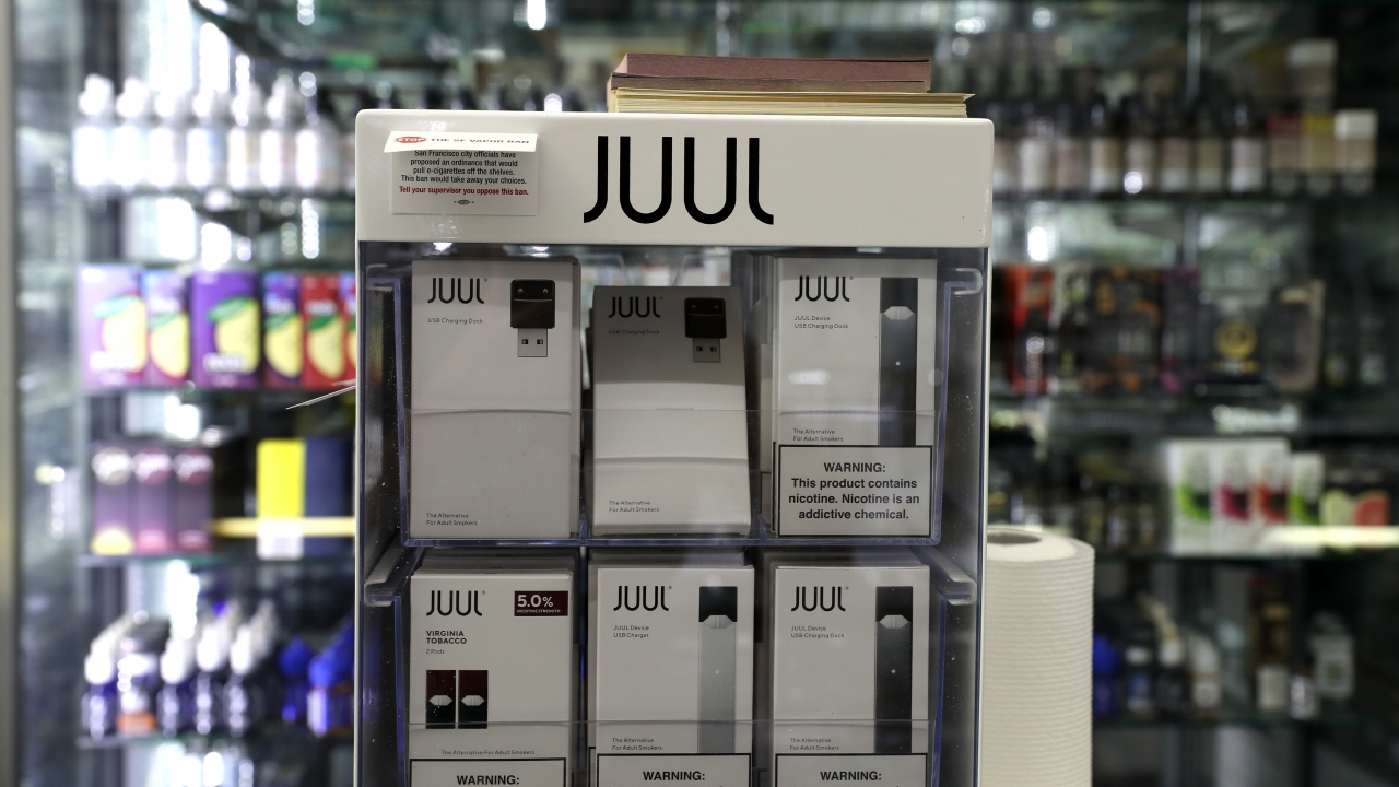 Juul To Cut 16% Of Its Global Workforce In Restructuring Plan