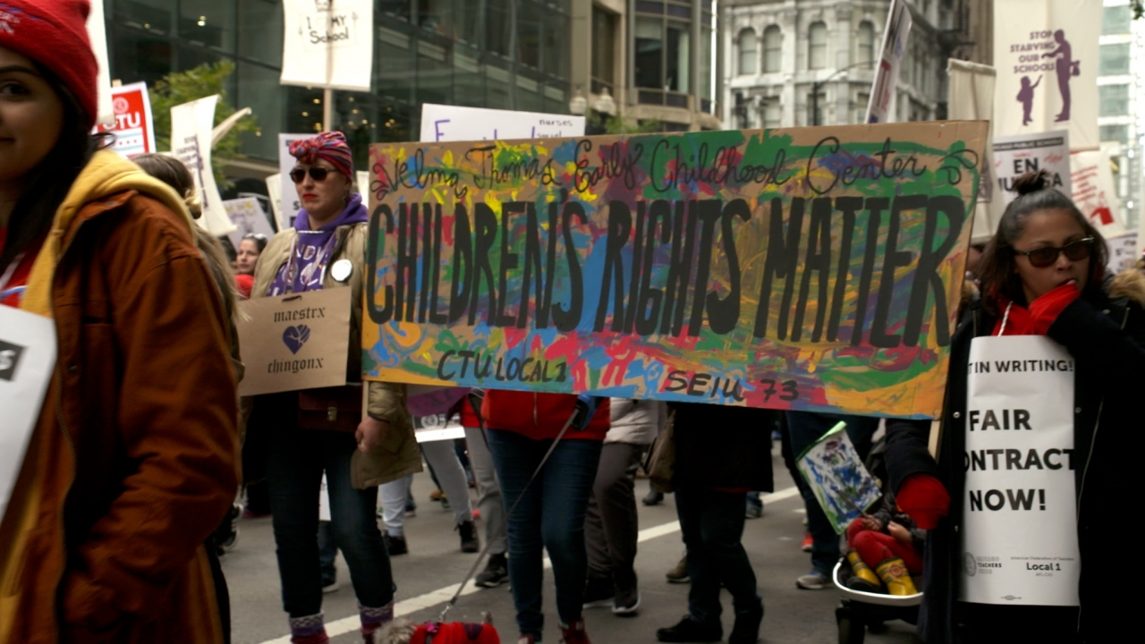 Chicago Teachers' New Contract Addresses Student Homelessness