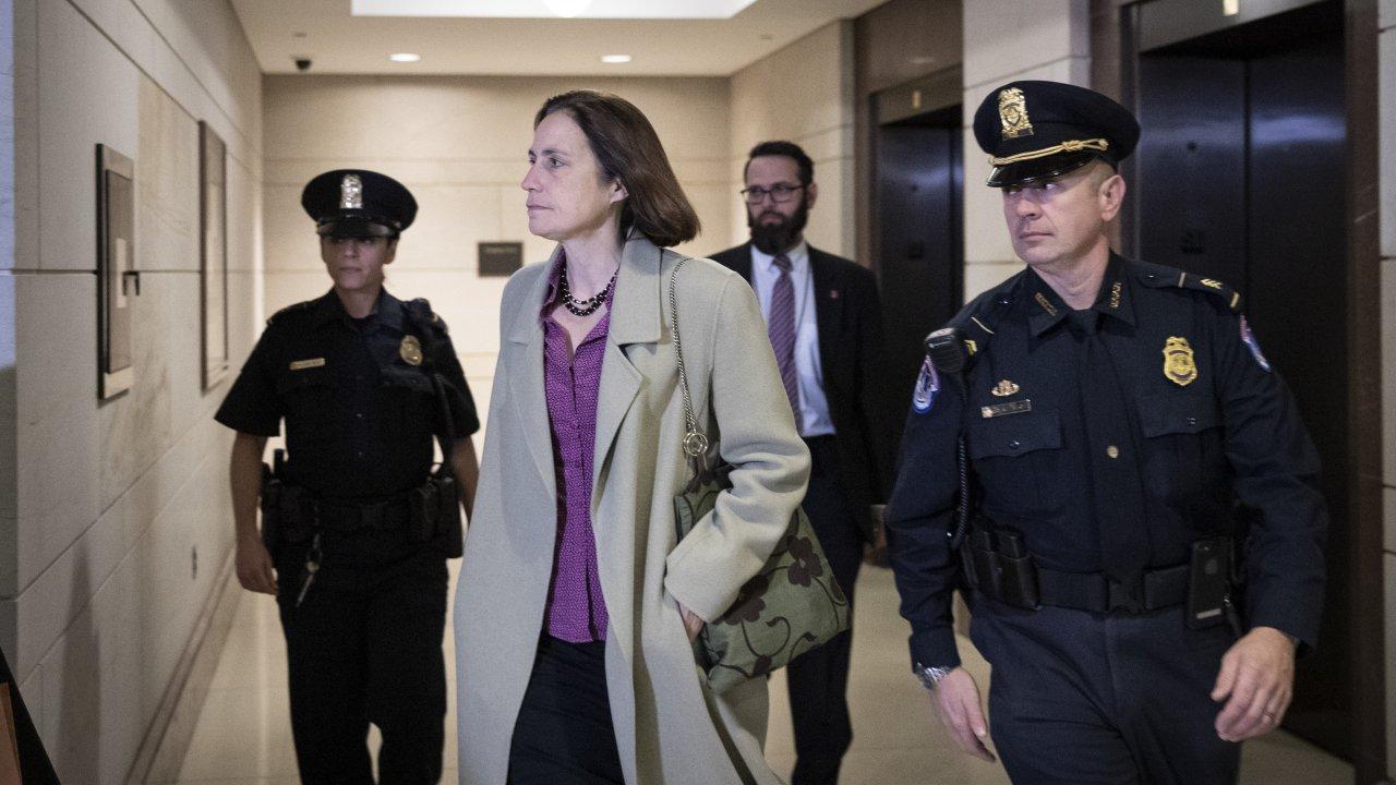 Diplomat, Trump's Ex-Russia Adviser To Testify In Impeachment Inquiry