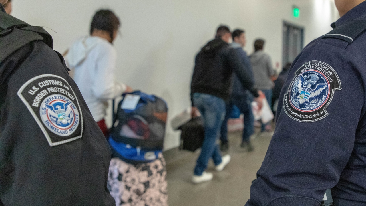 ACLU Files Lawsuit Claiming CBP Tracked And Interrogated Journalists