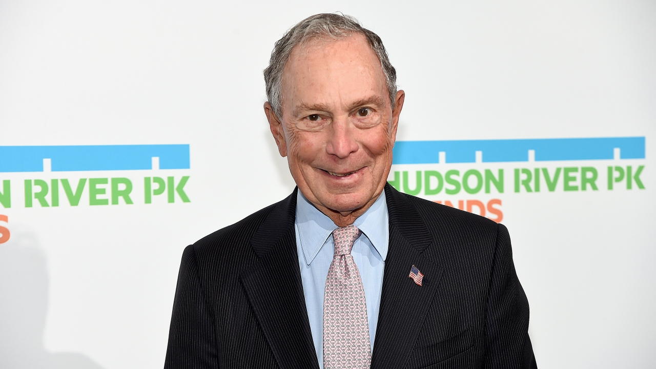 Michael Bloomberg Files Paperwork To Run For President