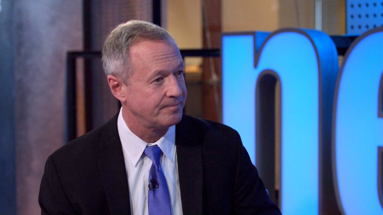 Fmr. Gov. Martin O'Malley: Transparency Key To Future Of Government