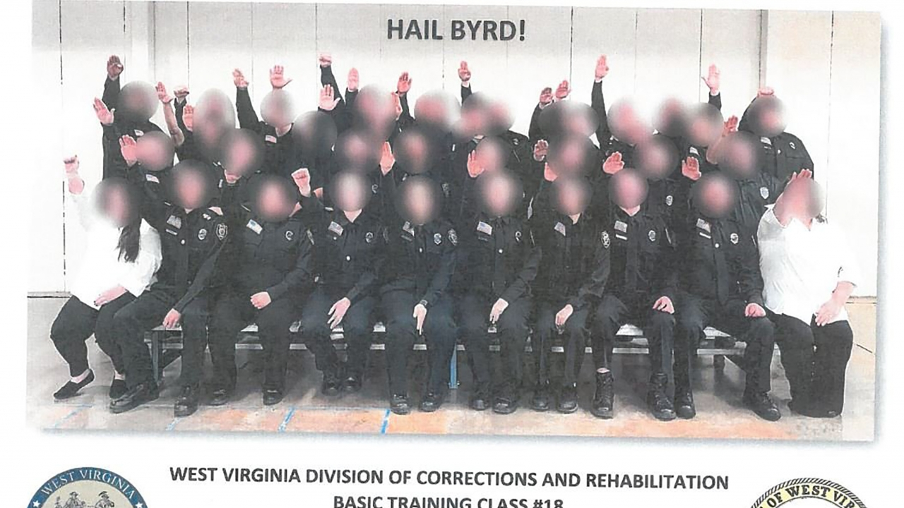 Nazi Salute Photo Leads To Suspensions In West Virginia