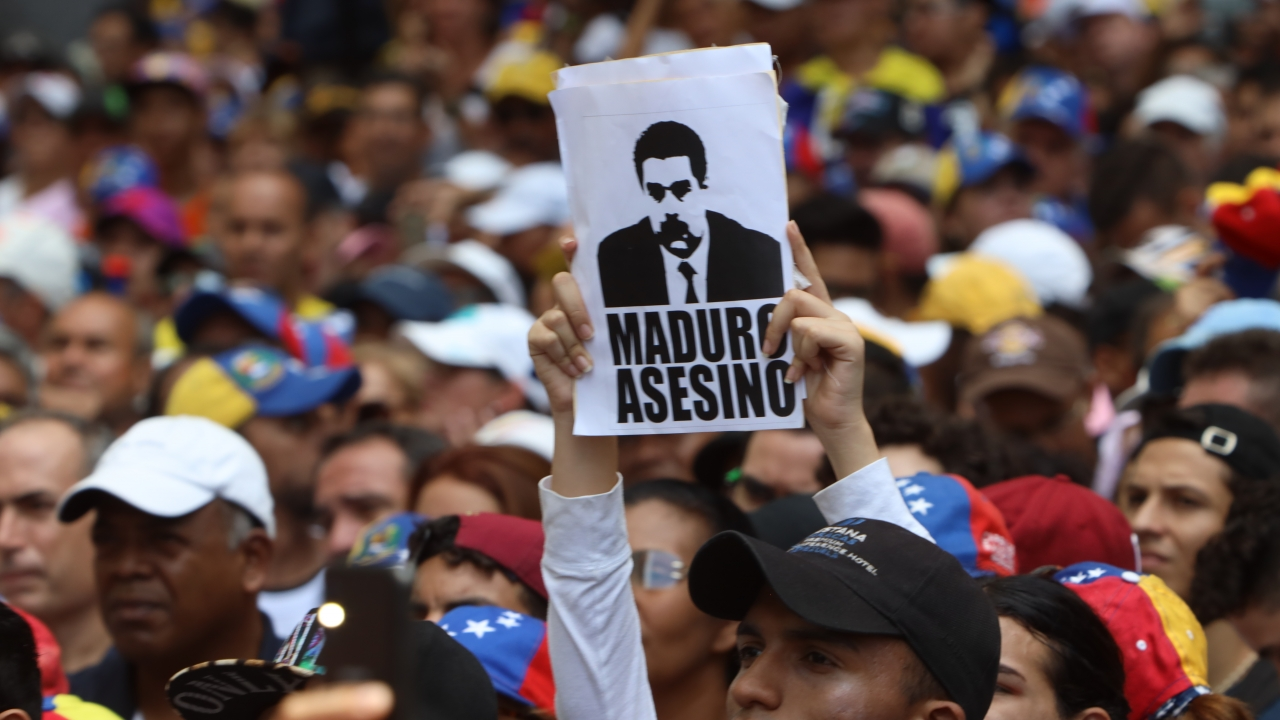 U.S. Bet On Venezuela Opposition, But Maduro Tightening Grip On Power
