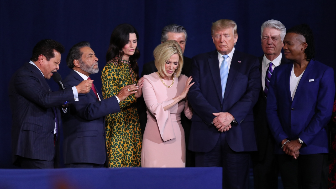 White House Issues Guidelines On Prayer In Schools