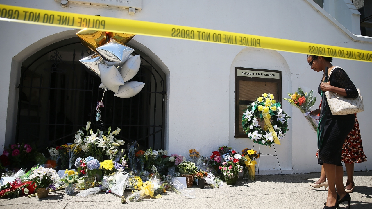 Charleston Shooter Appeals Conviction, Death Sentence