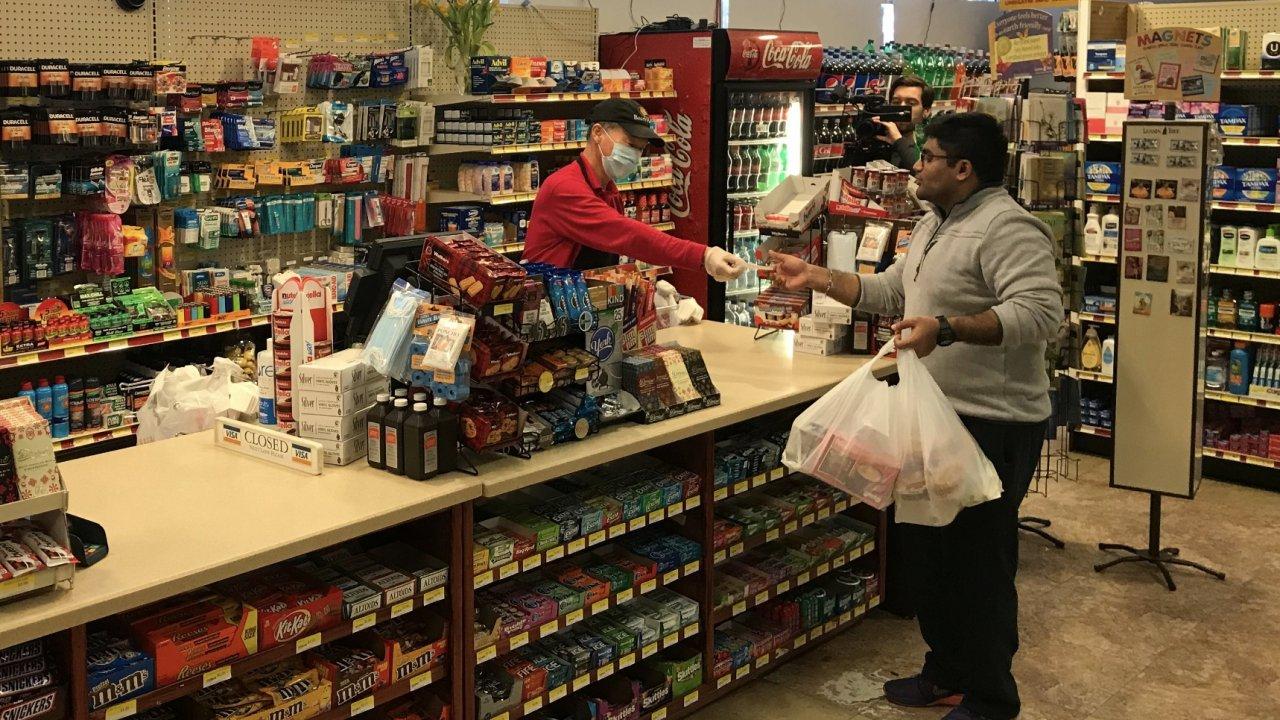 Metro Supermarket in Washington, D.C.
