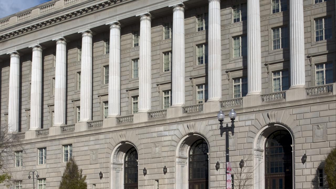 IRS building Washington D.C.