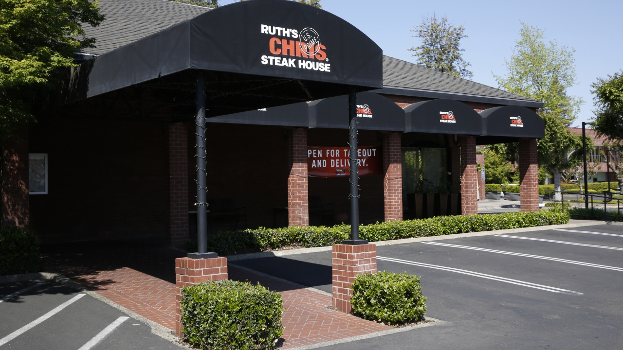 Ruth's Chris Steak House in Sacramento, CA