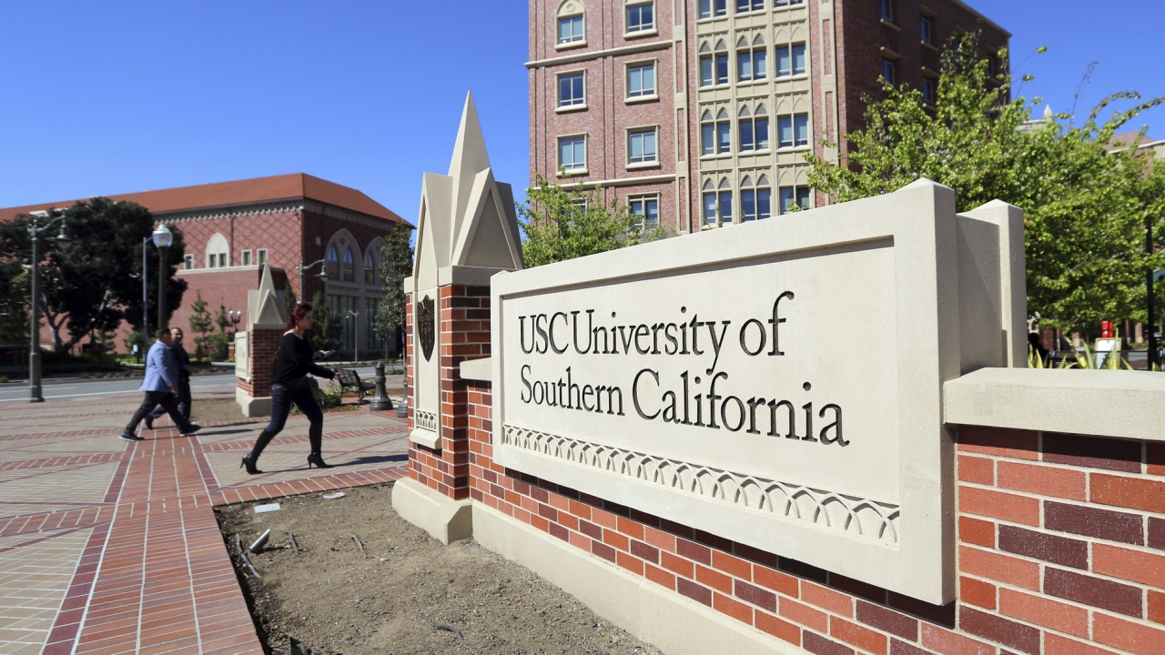 University of Southern California in Los Angeles