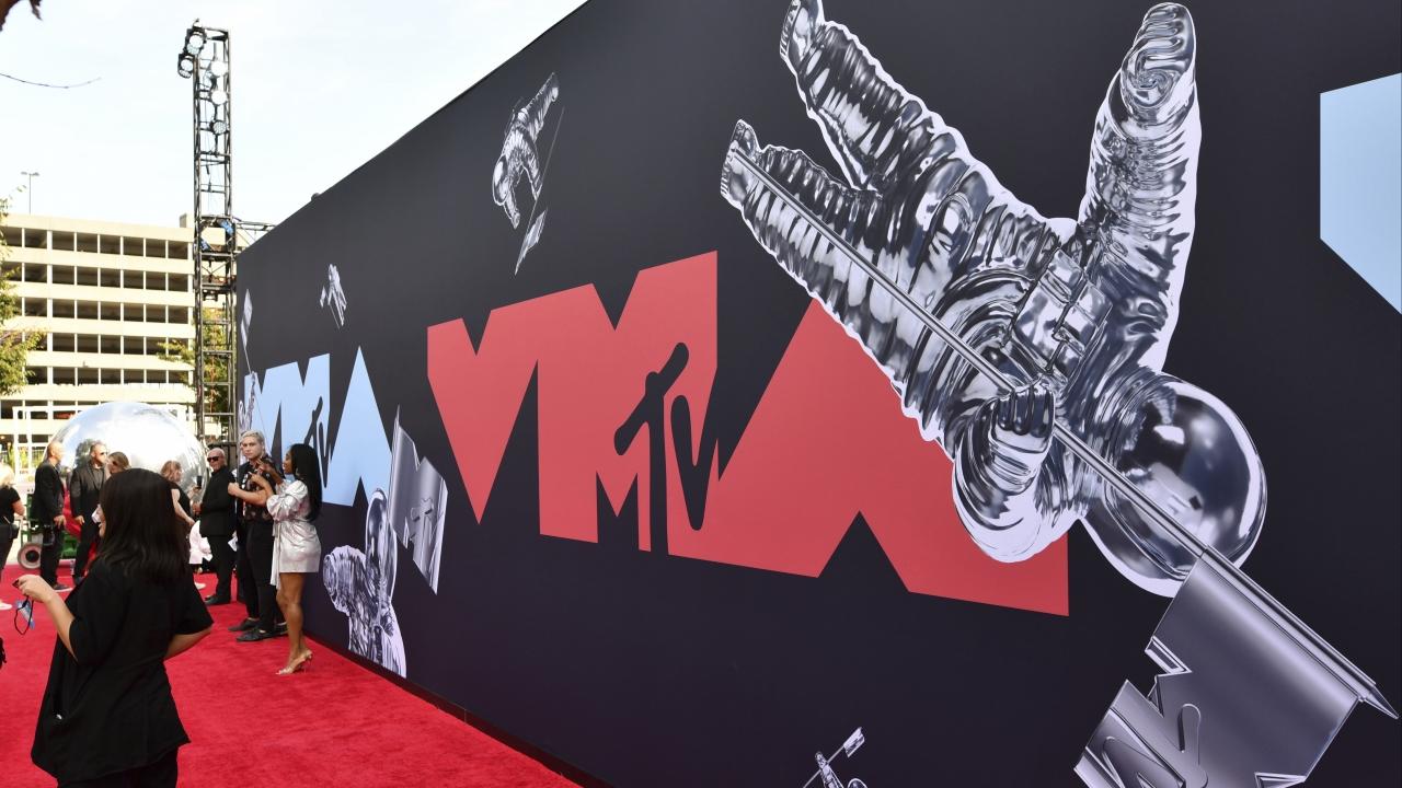 Red carpet at the 2019 VMAs