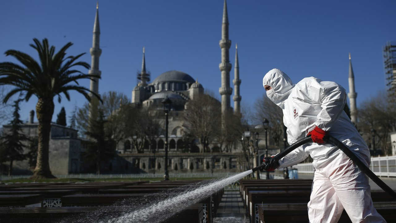 With the new data, Turkey jumped from being one of the least-affected countries in Europe to one of the worst-hit.
