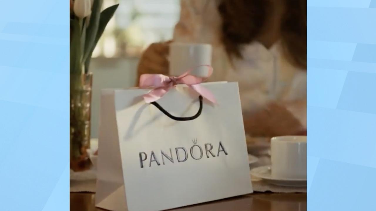 Pandora Jewelry Maker To Stop Using Mined Diamonds Video
