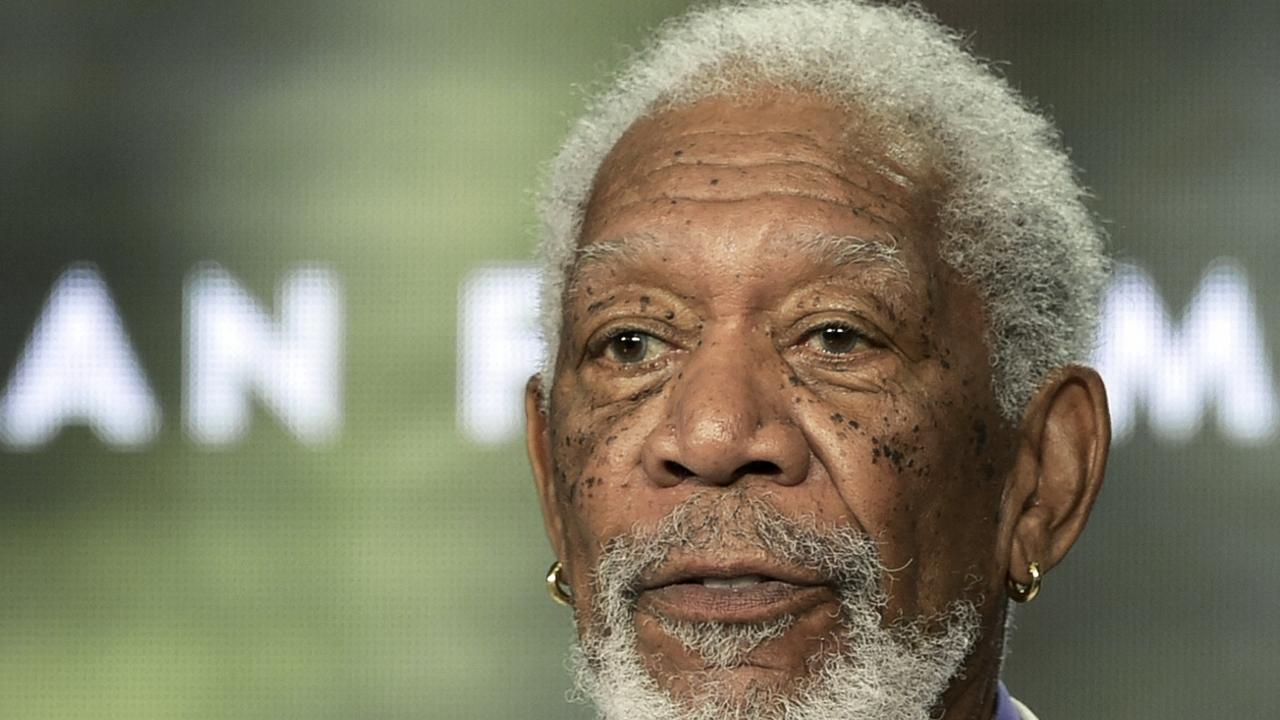 Actor Morgan Freeman