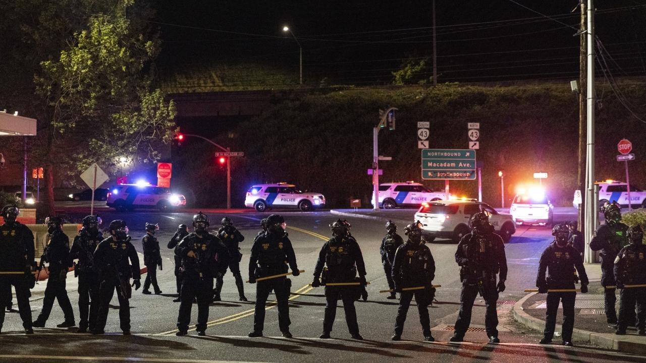 Portland, Oregon, police