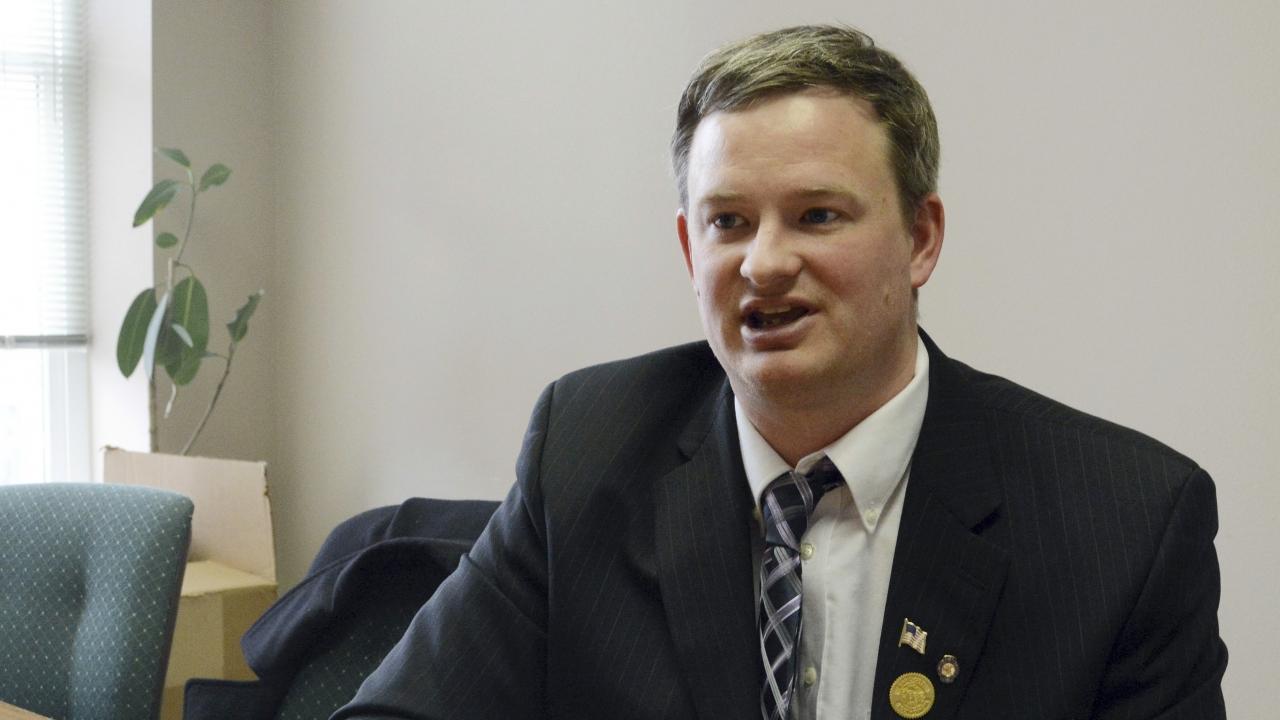 South Dakota Attorney General Jason Ravnsborg