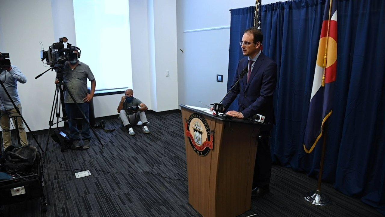 Colorado Attorney General Phil Weiser